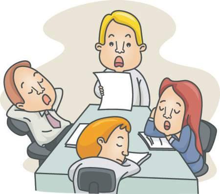 Reuniões com seu Departamento de Telemarketing
