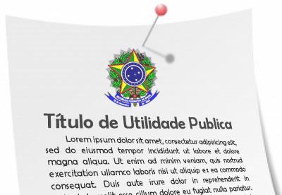 Título de utilidade pública